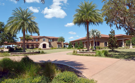 Ocala Horse Farm Custom Homes